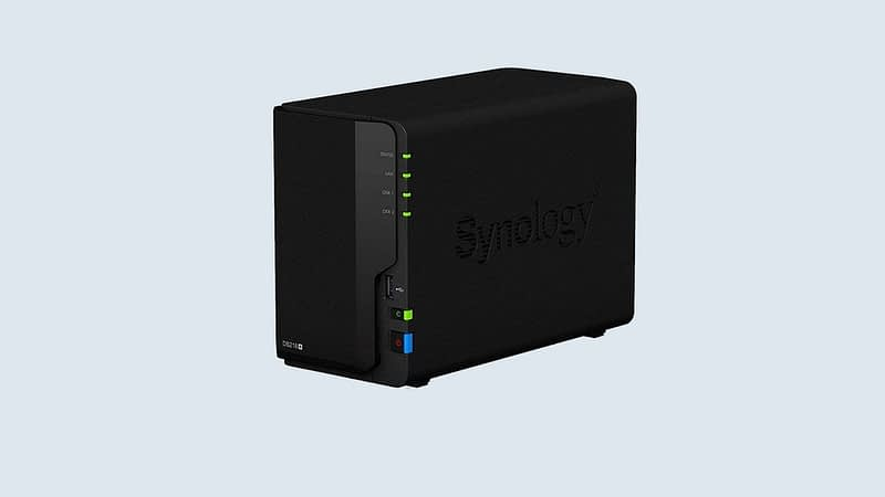Synology DS 218+ Test