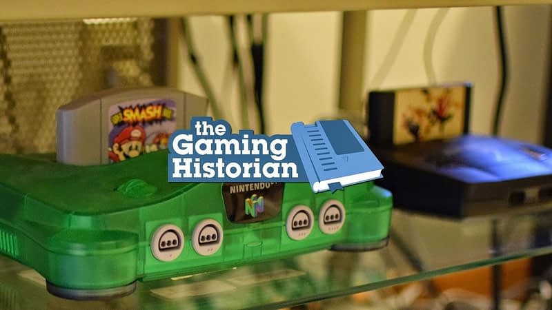 The Gaming Historian