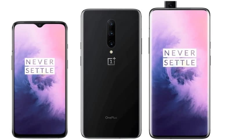 OnePlus 7 Android Q
