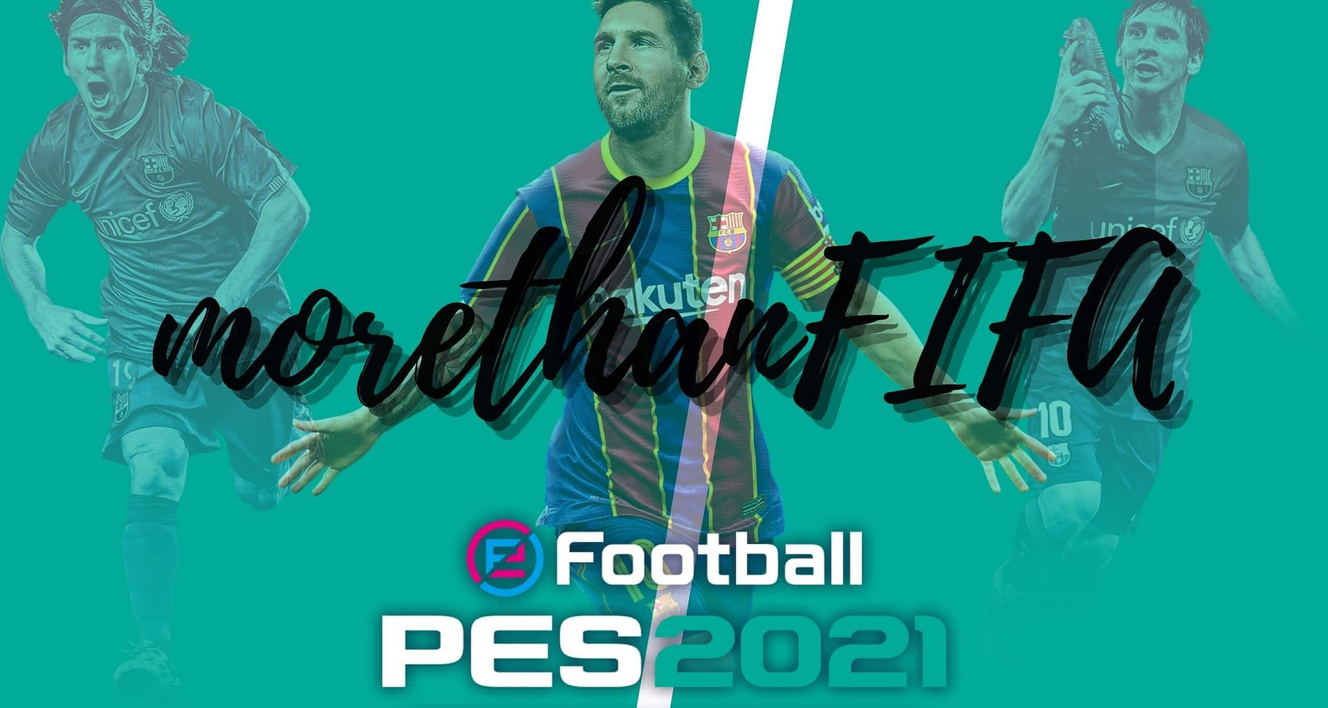 PES 2021 Patch PS4 morethanFIFA