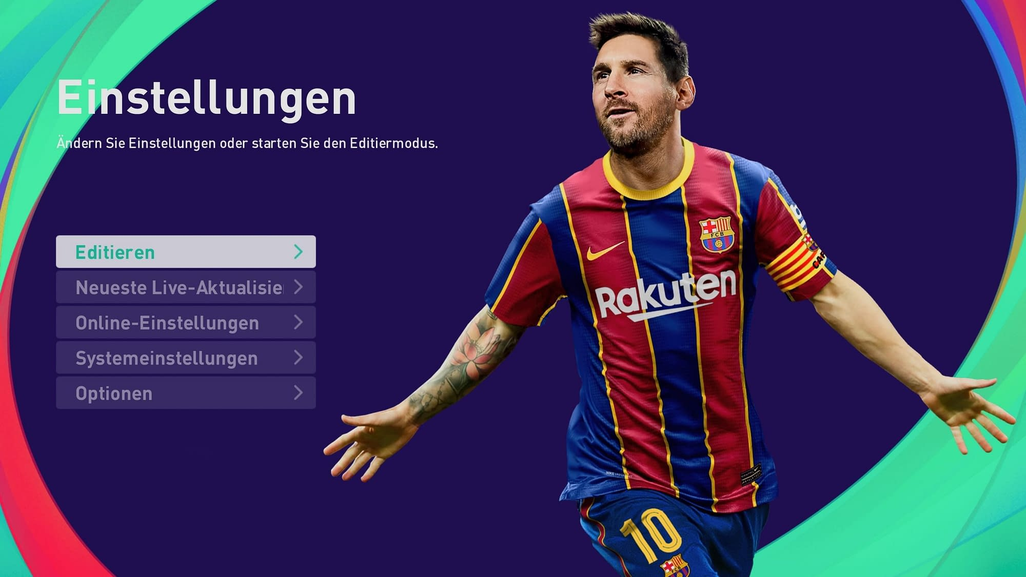 PES 2021 Patch Editor