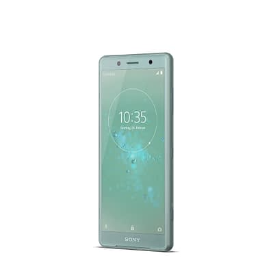 Xperia XZ2 Compact_front40_Moss Green_Low