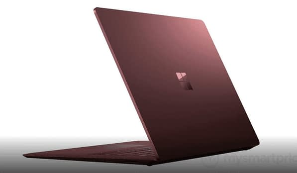 Surface 2 rot