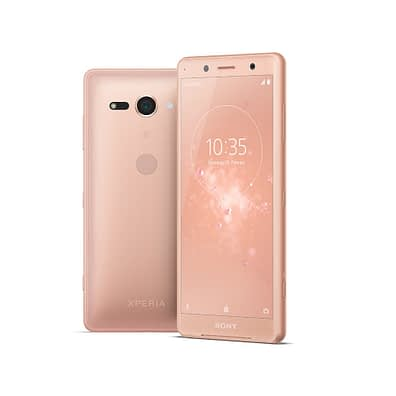 Xperia XZ2 Compact_group_Coral Pink_Low